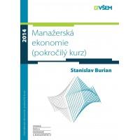 Manažerská ekonomie (pokročilý kurz)
