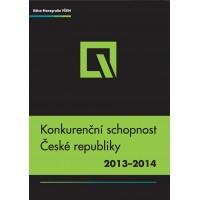 Konkurenční schopnost ČR 2013 - 2014