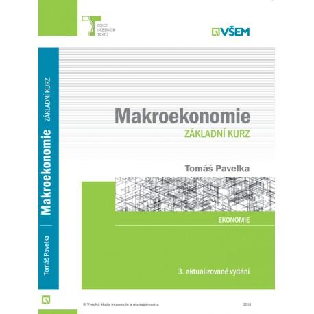 Makroekonomie (3.vydání)