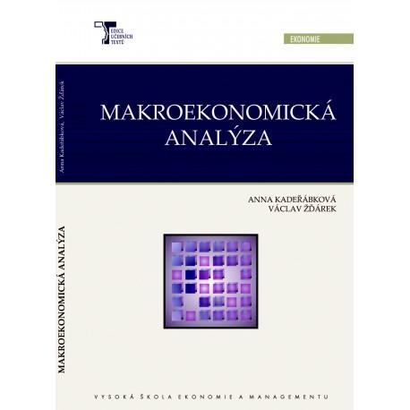 Makroekonomická analýza (základní kurz)