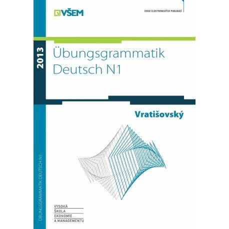 Übungsgrammatik Deutsch N1
