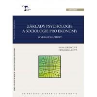 Základy psychologie a sociologie pro ekonomy