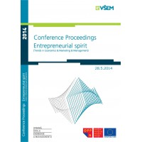 Conference Proceedings - Enterpreneurial Spirit (Trends in economics and Marketing and Management)